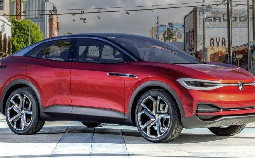 Volkswagen выпустит электрического конурента Jeep Wrangler и Land Rover Defender