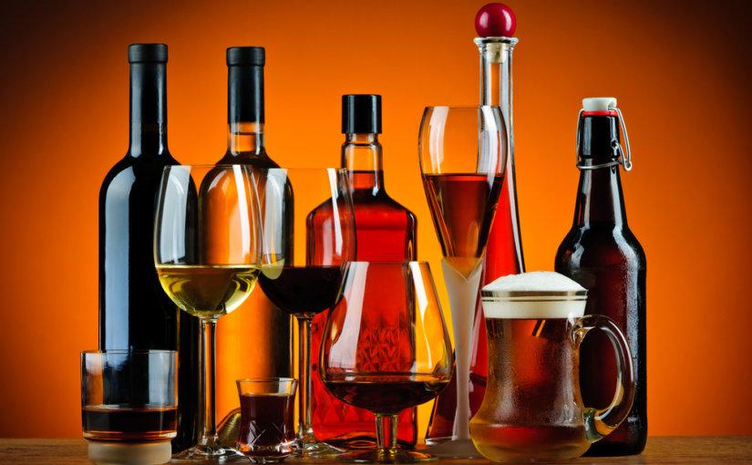 Импортные бренды алкоголя подорожают в России до весны