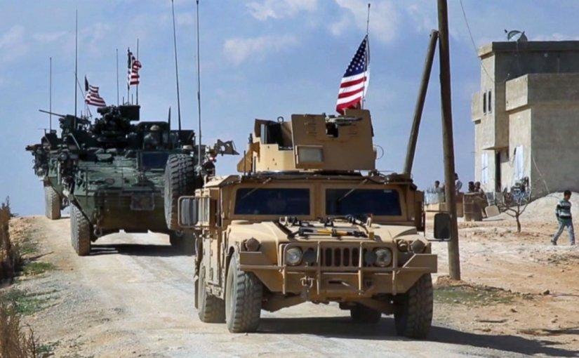 США уйдут, но оставят курдам оружие