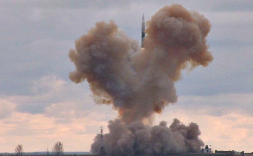 """Американские СМИ отреагировали на испытания российского """"Авангарда"""