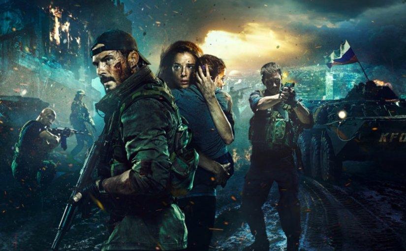 20th Century Fox представил трейлер драмы «Балканский рубеж»