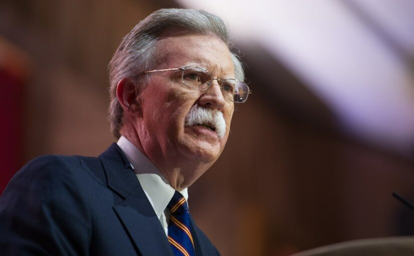 Теперь Никарагуа: Болтон заявил, что дни Ортеги сочтены