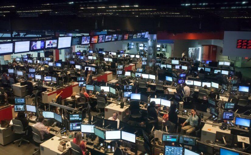 В Нью-Йорке эвакуировали редакцию CNN