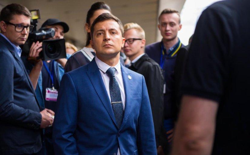 На Украине началась регистрация кандидатов в президенты