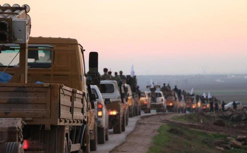Вход сирийской армии в Манбидж спутал карты Эрдогану