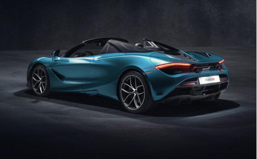Автофото недели: Aston Martin Valkyrie V-12, McLaren 720S Spider, BMW 3 2019 и другие