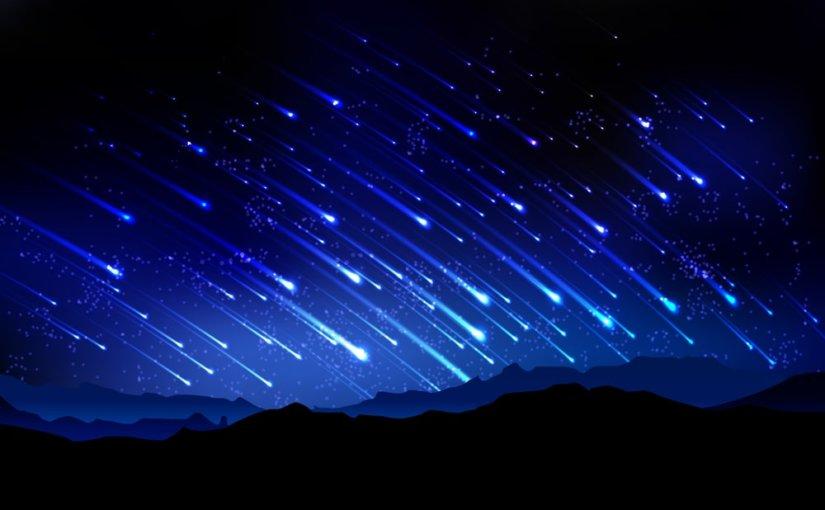 Впервые в 2020 году случится искусственный метеоритный дождь над Японией
