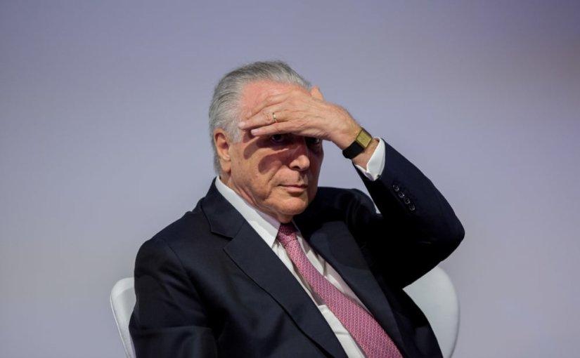 Президента Бразилии обвинили в коррупции и отмывании денег