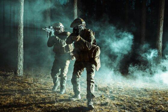 В ДНР рассказали о ночоной перестрелке с украинскими разведчиками
