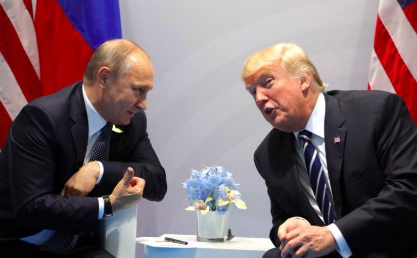 Внешняя политика России в 2018 году: проблем больше, чем успехов
