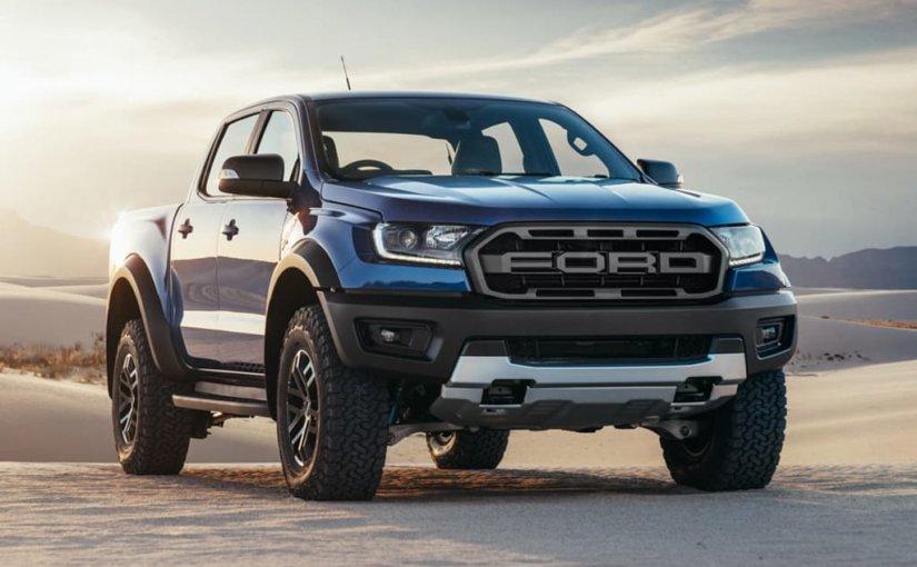 Ford планирует вернуть в Россию пикап Ranger