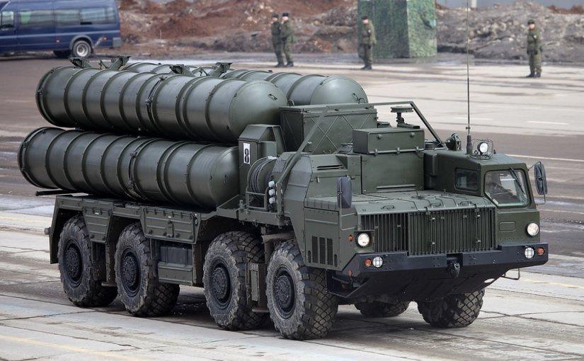 С-400 заступит на боевое дежурство под Санкт-Петербургом