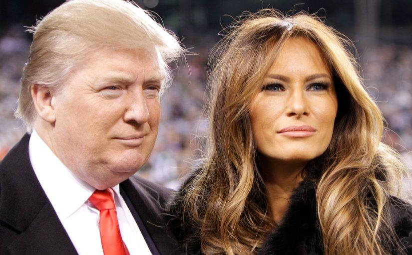 """Трамп и первая леди """"внезапно"""" посетили Ирак"""