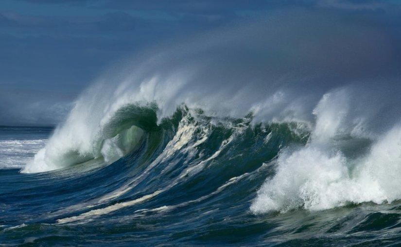 На Индонезию обрушилось мощнейшее цунами
