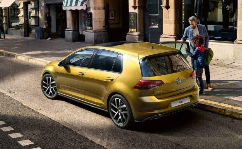 Volkswagen аннонсировал новое поколение Golf