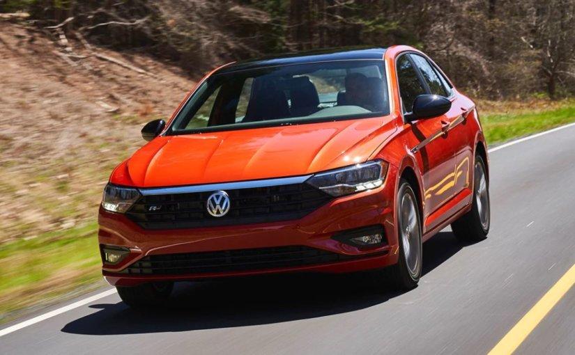 Новый Volkswagen Jetta GLI покажут на автошоу в Чикаго