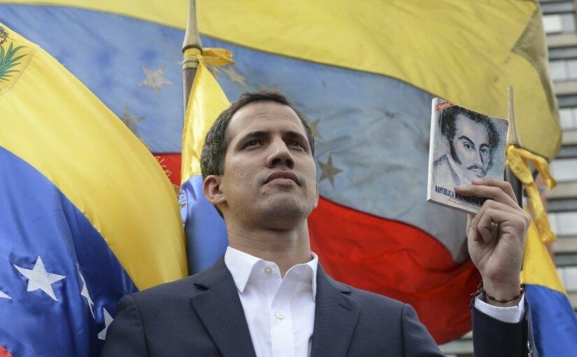 Гуаидо назвал дату начала операции по свержению Мадуро