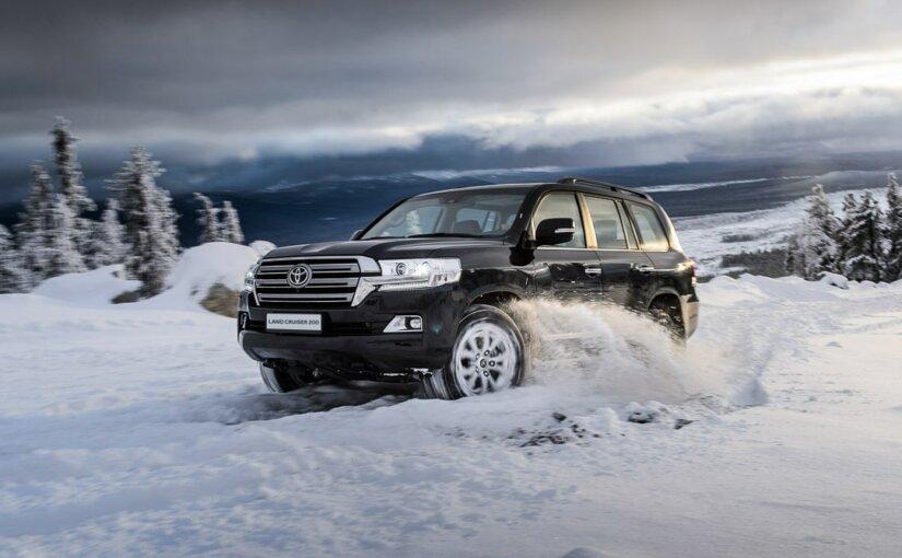 Toyota перевыпустит Land Cruiser в честь 60-летия авто