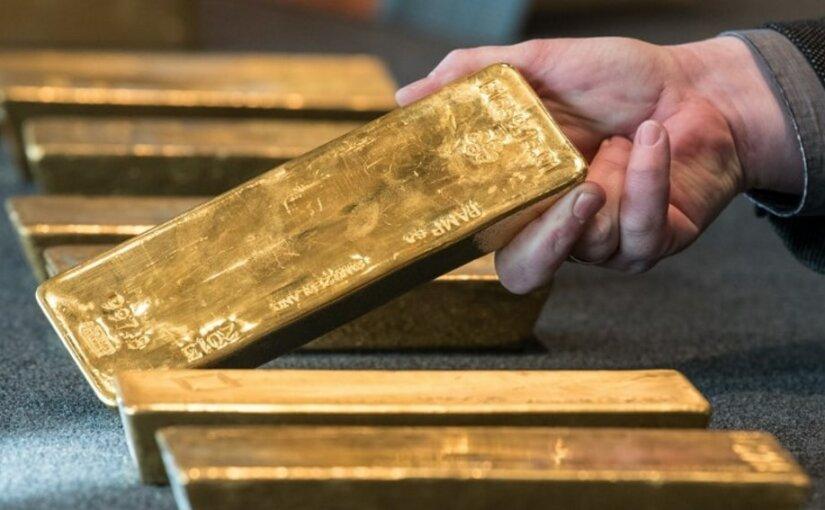 Международные резервы РФ за неделю выросли на $5,9 млрд