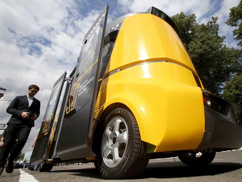 Тестирование беспилотных автомобилей пройдет в российских регионах