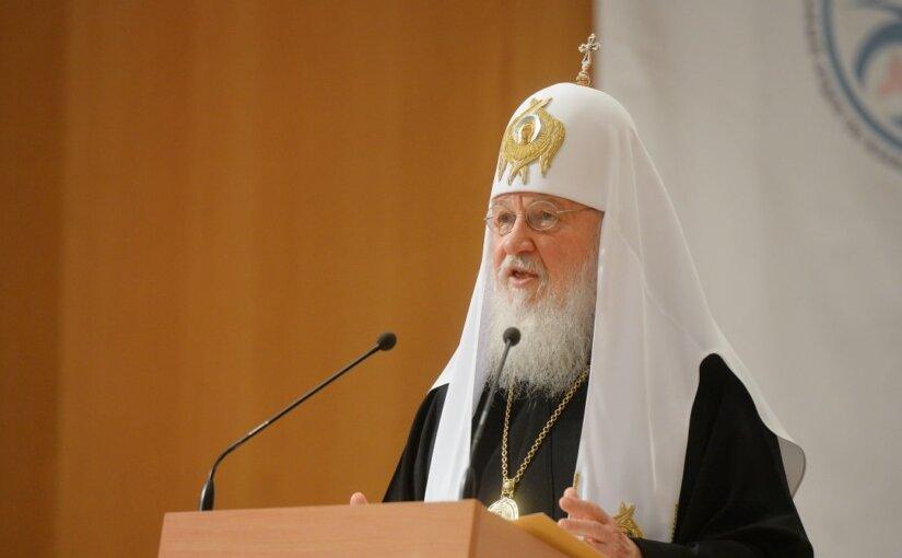 Вместо чествования патриарха Кирилла президиум РАН займется другими вопросами
