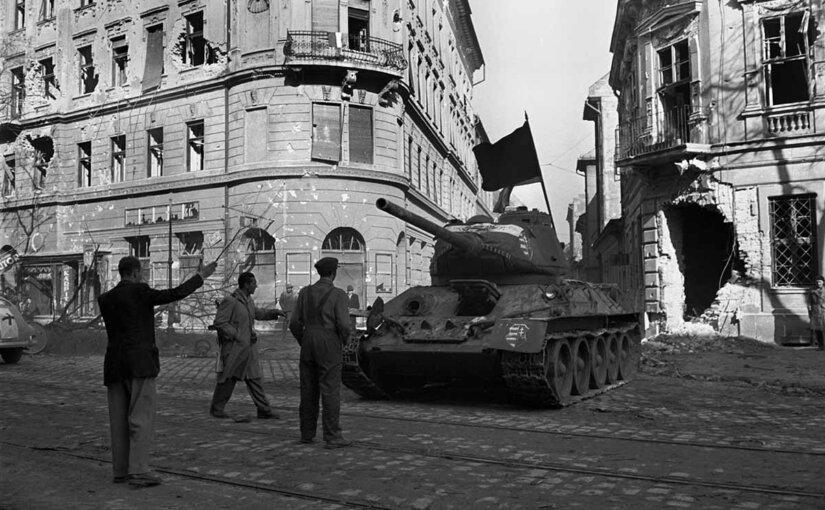 Как после Второй мировой войны сложилась карьера танка Т-34