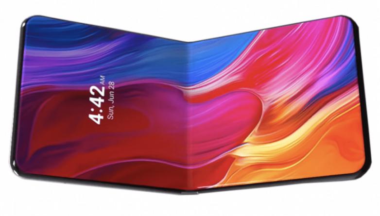Xiaomi Mi MIX Flex, смартфон, телефон