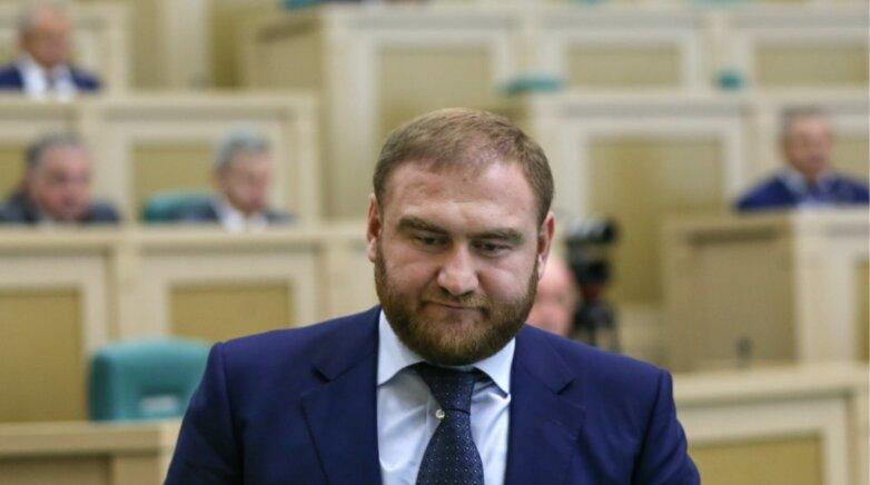 Cенатор Совфеда от Карачаево-Черкесии Рауф Арашуков