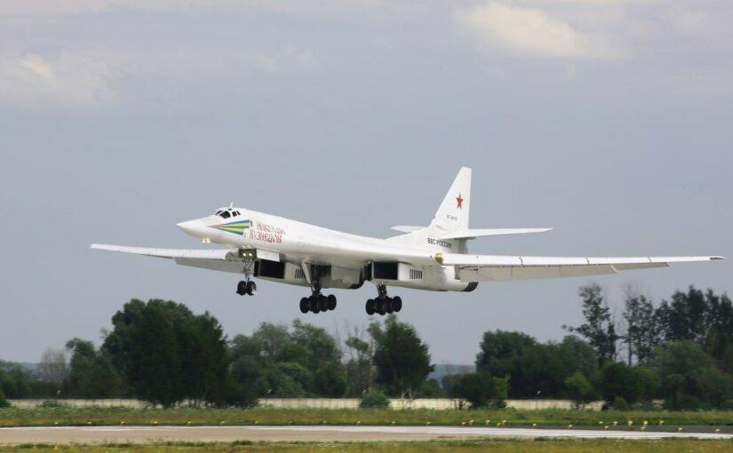 На модернизированных Ту-160 начнут летать ВВС РФ в 2023 году