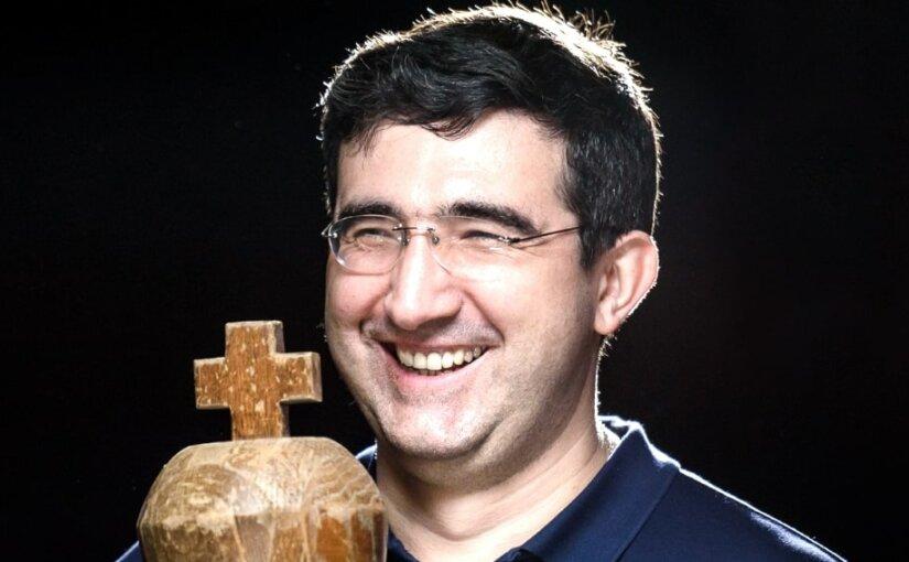 Чемпион мира по шахматам Владимир Крамник завершил карьеру