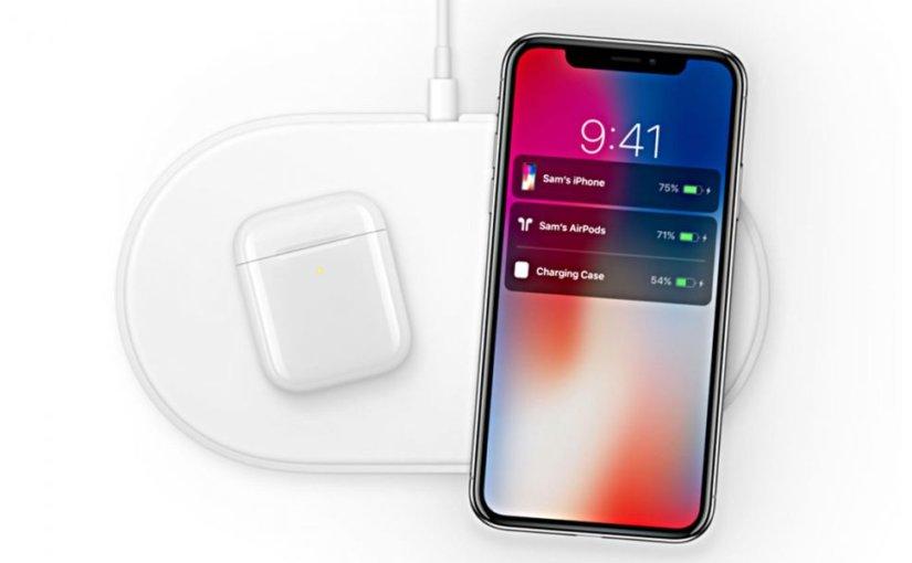 Apple запустила производство беспроводной зарядки для новых iPhone