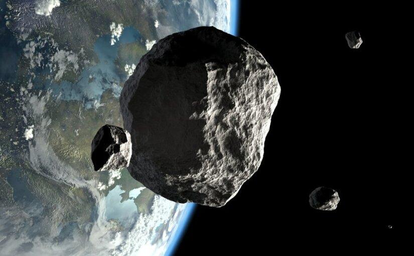 Астероид Апофис может рухнуть на Землю через полвека