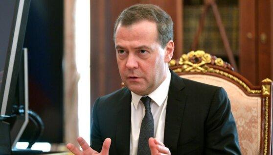 Медведев заявил, что США никогда не отменят антироссийские санкции