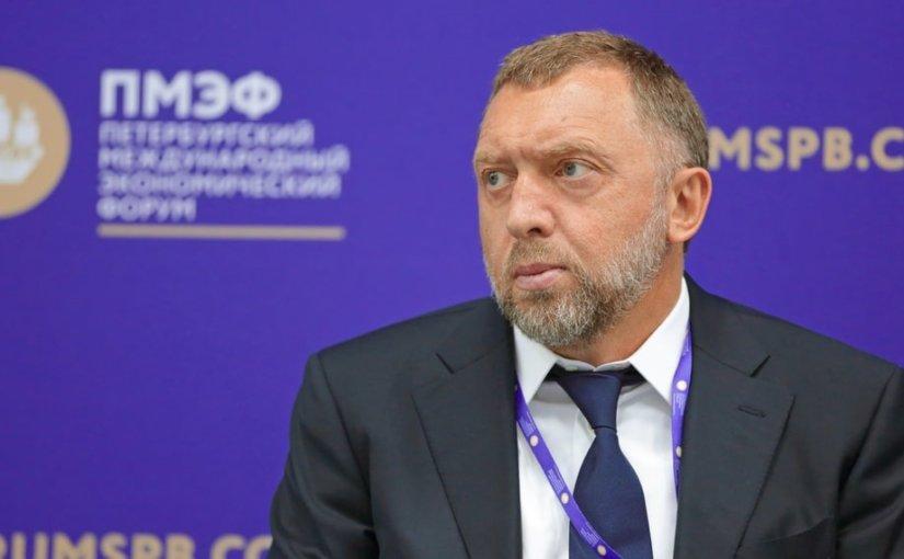 Дерипаска намерен отсудить миллион рублей у Зюганова