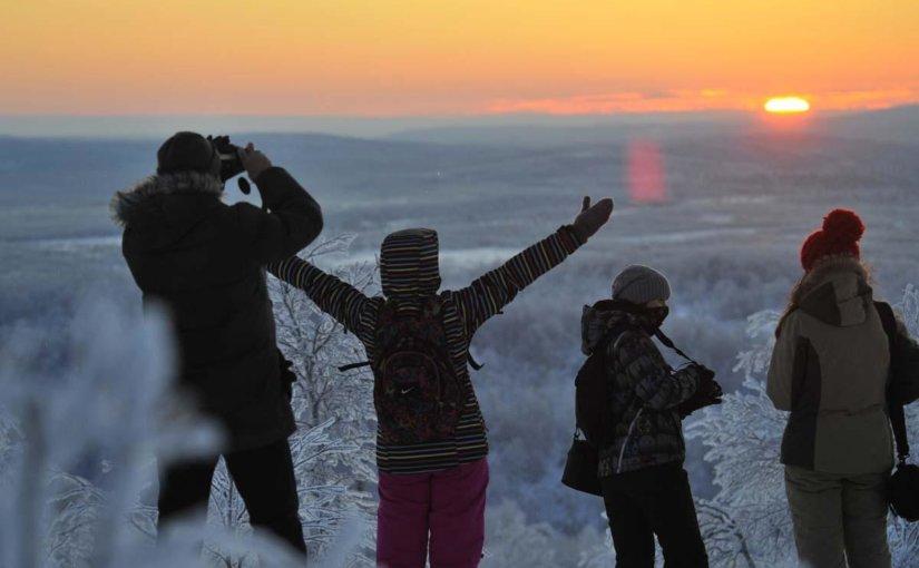 Жители Мурманска встретят первый рассвет, но солнце вряд ли увидят