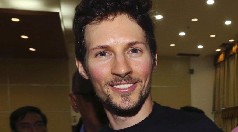 Павел Дуров, основатель сети ВКонтакте и мессенджера Telegram