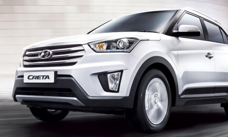 Hyundai Creta, машина, автомобиль