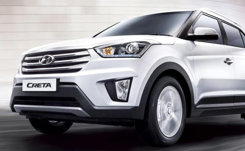 Внедорожник Hyundai Creta россияне покупают вдвое чаще других