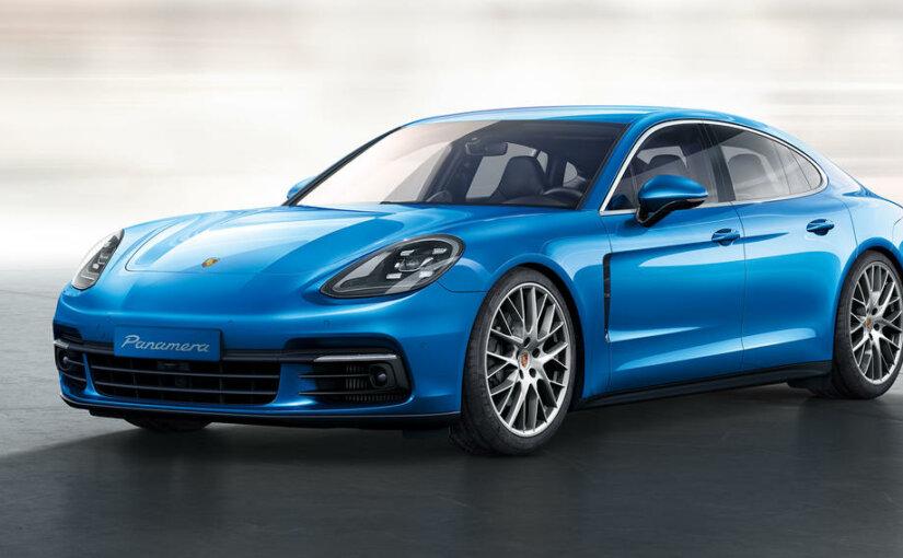 Porsche отозвал из России свыше тысячи автомобилей