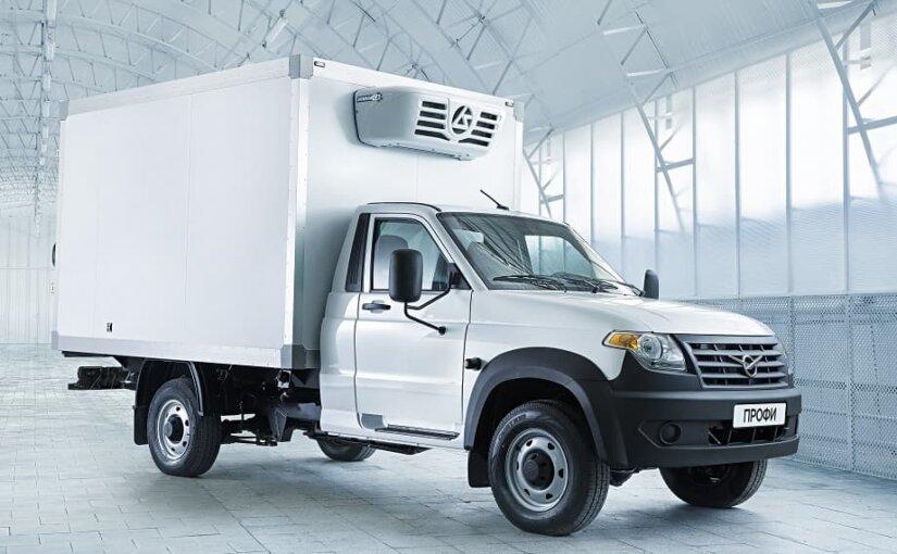 Новый грузовик с газобалонным оборудованием выпустил УАЗ