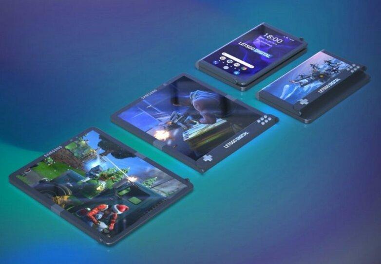Игровой смартфон Samsung