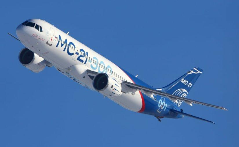 Перспективный российский авиалайнер МС-21 пытаются спасти от санкций