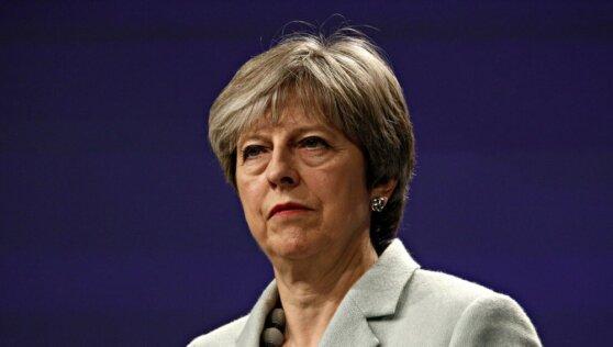 Мэй попросила ЕС отсрочить выход Великобритании из сообщества