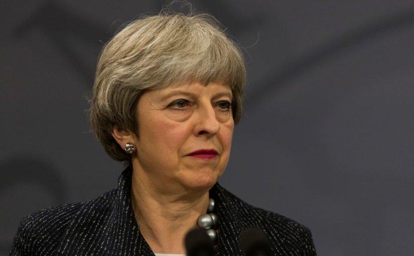 Британские депутаты отвергли новый проект сделки по Brexit Терезы Мэй