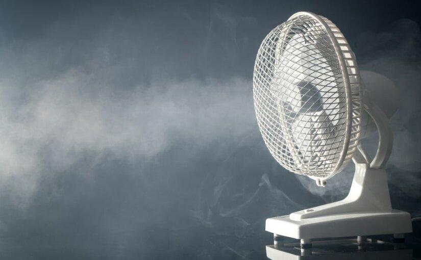 Смог в Сибае разгонят вентиляторы