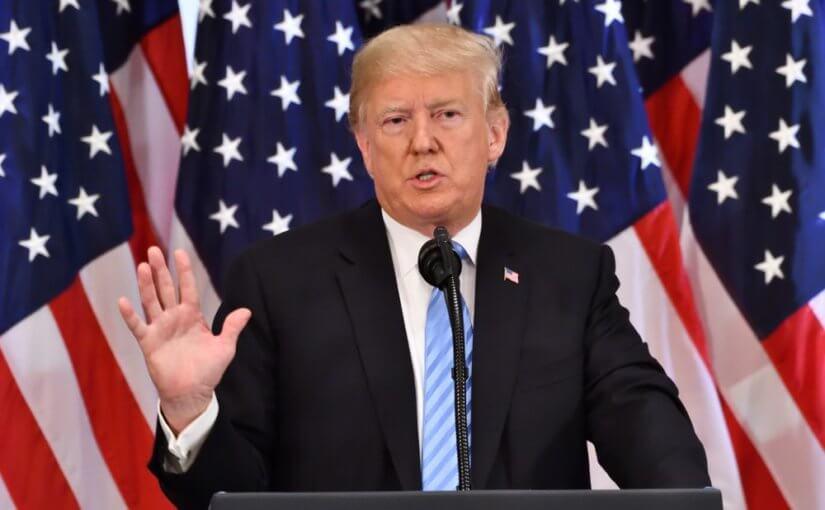 Дональд Трамп может ввести чрезвычайное положение в США