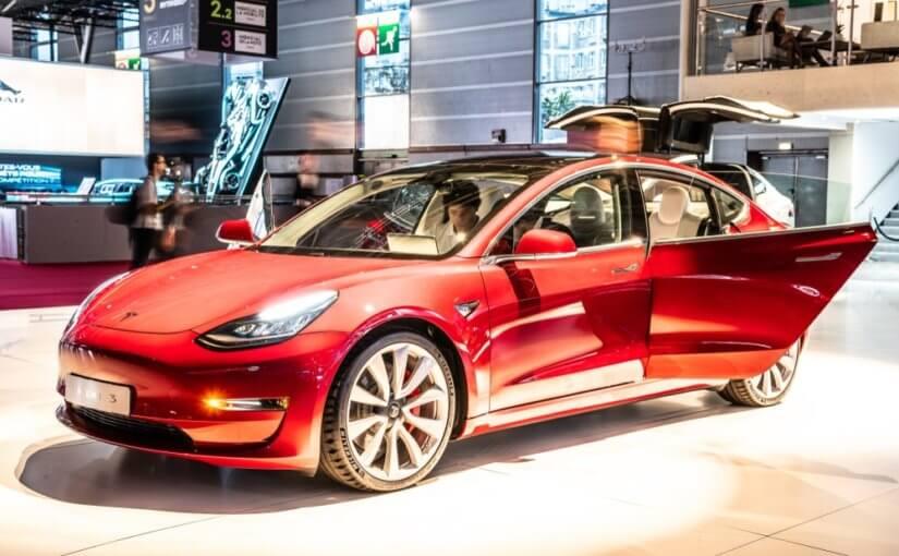 Первый завод Tesla за пределами США будет построен в Китае в 2019 году