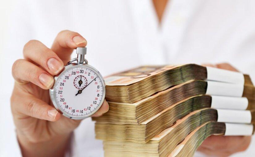 Объем задолженности россиян по микрозаймам достиг рекордных отметок