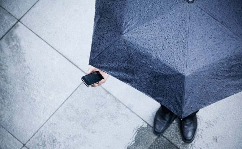 О дождях петербуржцев будет предупреждать специальное приложение