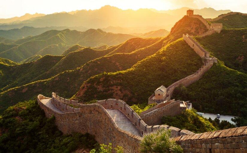 Великую Китайскую стену решили спасать по генплану